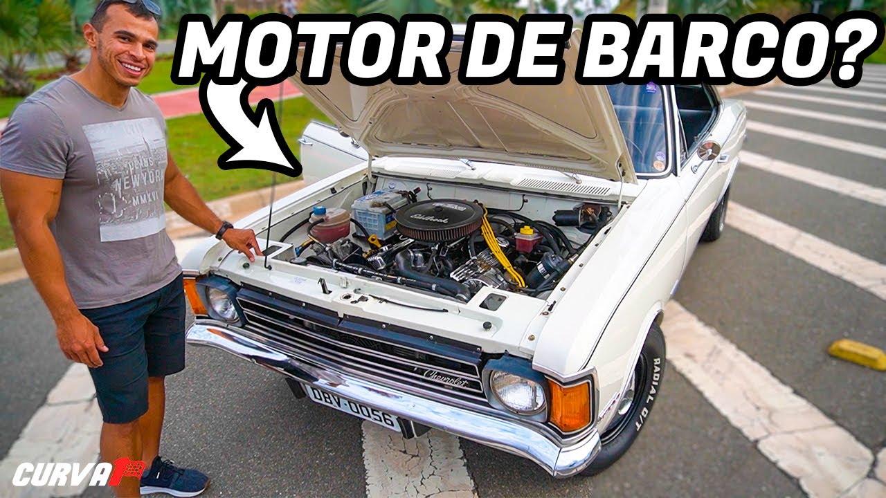 Download OLHA O MOTOR QUE ELE COLOCOU NESSE OPALA!! 😱