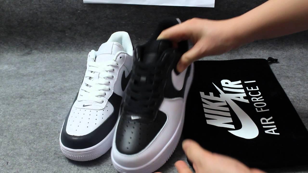 Nike Air Force 1 Low Yin Yang from bestsole.ru YouTube