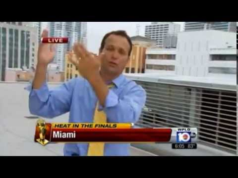 Miami Tower Catches Heat Fever