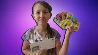Скачать Наши повторные карточки Гадкий Я 3 I Дарим карточки и передаем приветы подписчикам