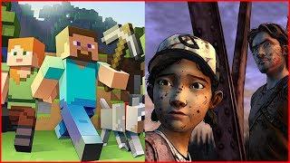 Minecraft + The Walking Dead? Un joc super FUN!