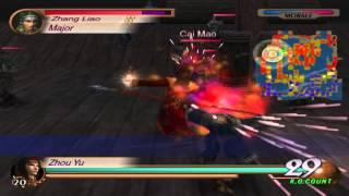Dynasty Warriors 3 (PS2) walkthrough - Wu - The Battle at Chi Bi Mp3