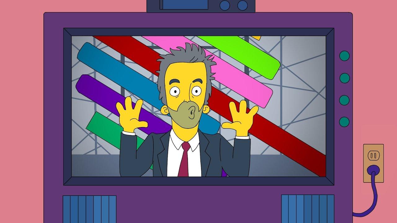 Greenpeace France s'offre les Simpsons pour sa dernière campagne de sensibilisation !