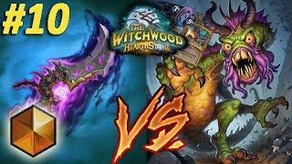 Kingsbane Rogue vs Shudderwock Shaman #10