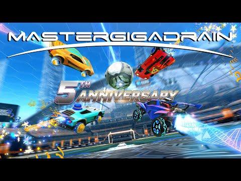 Anniversary celebration II | Rocket League (Xbox) | MasterGigadrain