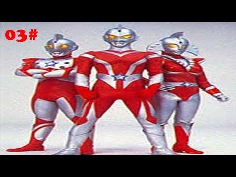 Ultraman U.S.A   The Adventure Begins   1989 DUBLADO 03#PARTE