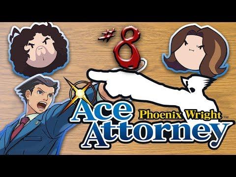 Phoenix Wright - 8 - Hard Evidence
