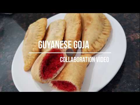Goja || Sweet Coconut Empanadas || Collaboration with Simply Blissful Living- Episode 52