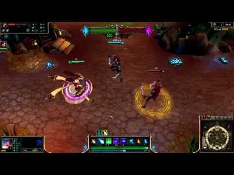 Guqin Sona (2014 Rework) Skin Spotlight League of Legends