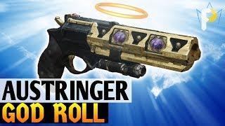 Best New Hand Cannon? the AUSTRINGER GOD ROLL! (Destiny 2 Season of Opulence)