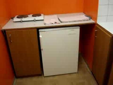 Prague Blog 2 - Dorm Room