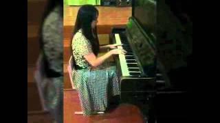 "Игра на фортепиано ""Запах клубники"" Cilek kokusu piano"