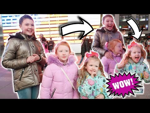 THE BEST VALENTINES SURPRISE EVER! + EMPIRE STATE BUILDING! NEW YORK DAY 5!