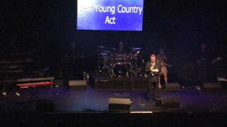 The Wee Amigos .The Southern Ireland Country Music Awards 2012 The INEC Killarney