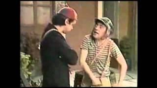 El Chavo Del Ocho - Los Churros De Doña Florinda Parte 1