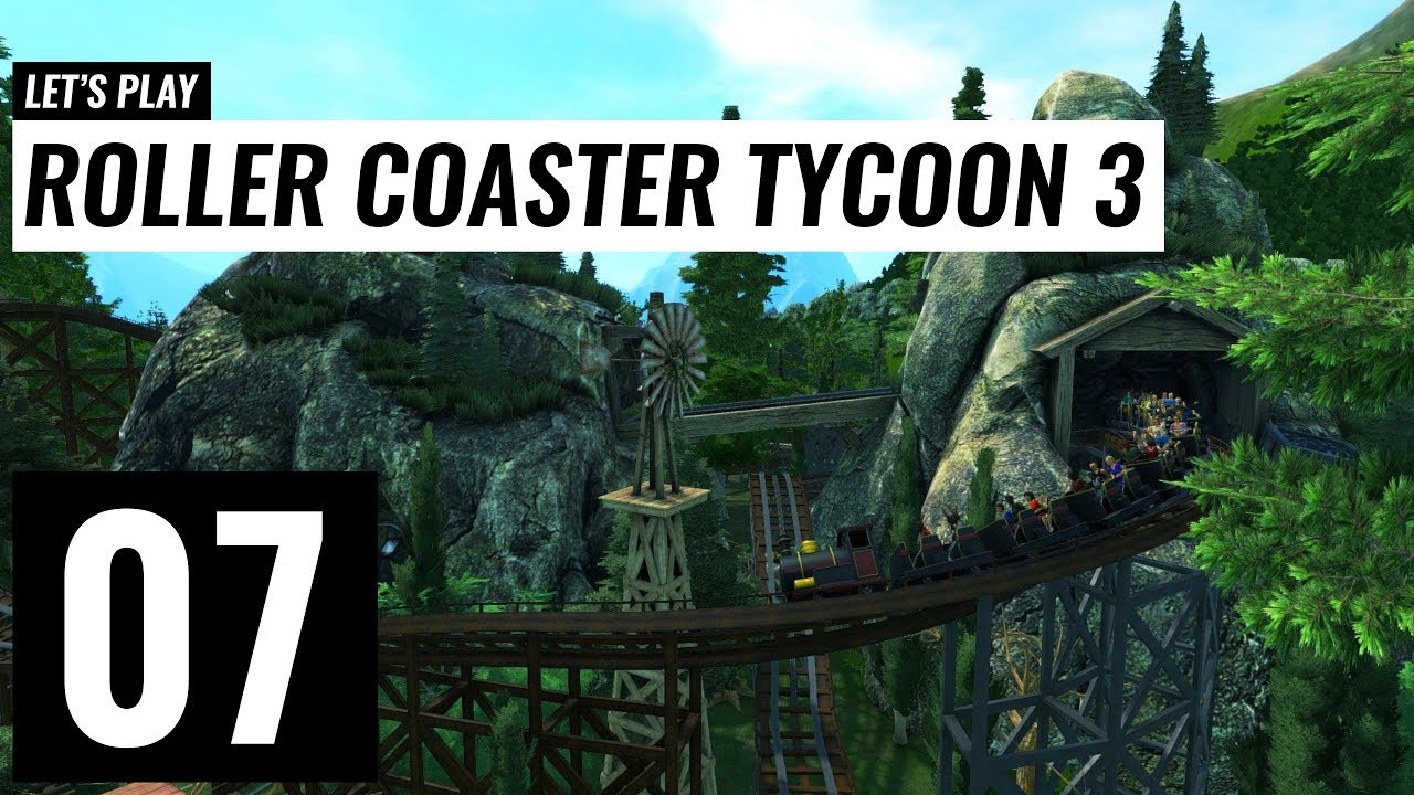 Rollercoastertycoon 3 For Mac