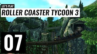 Let's Play: Roller Coaster Tycoon 3 Platinum - Mac | Ep 7