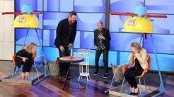 Blake Shelton and Ellen Play 'Wet Head'!
