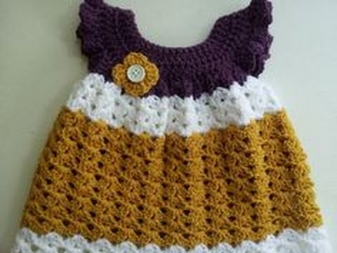 Easy Free Crochet Baby Sweater Patterns Youtube