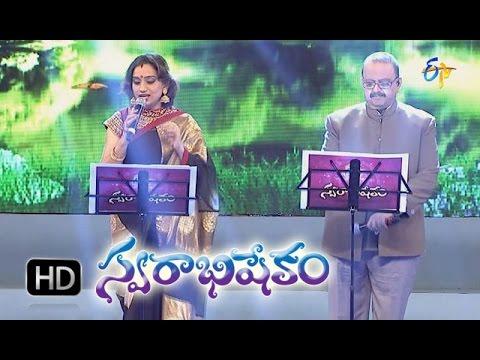Govulu Tellana Song - SP Balasubrahmanyam,Kalpana Performance in ETV Swarabhishekam - 4th Oct 2015