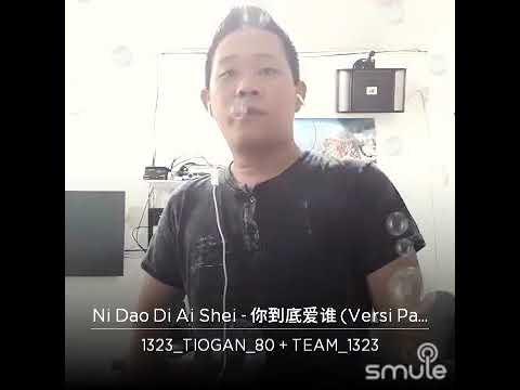 Ni Dao Di Ai Shei (Parody) Lyrics By: Norisco Raffael