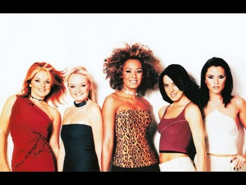 Spice Girls - Denying (Lyrics & Pictures)