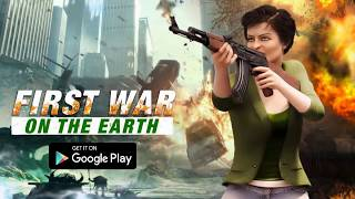 First War On The Earth Android Video By Thunder Gamers