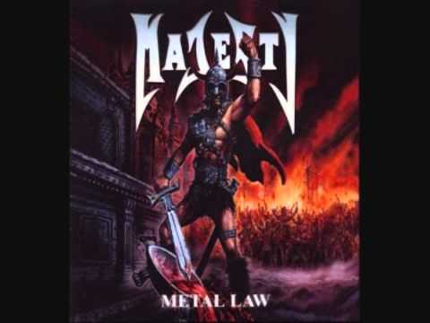 Majesty - Metal law