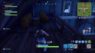 Worst Builder in Fortnite?
