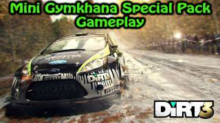 DiRT 3 PC - Mini Gymkhana Special Pack Gameplay