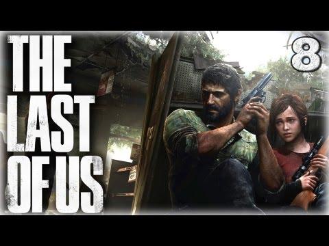 Смотреть прохождение игры The Last of Us. Серия 8 - Вверх ногами.