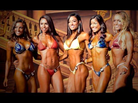Chilena ganó concurso Bikini Fitness en Estados Unidos - LA MAÑANA