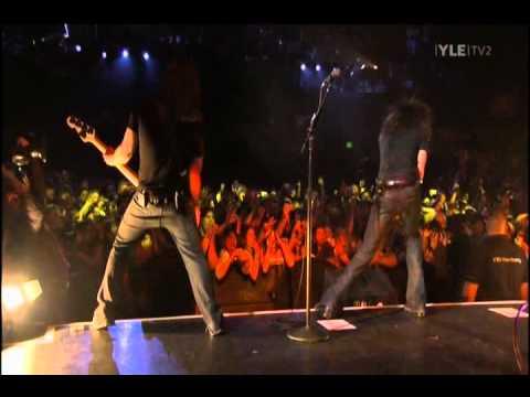 Concierto Tokio Hotel HD (Live) - Parte 9 (On the edge)