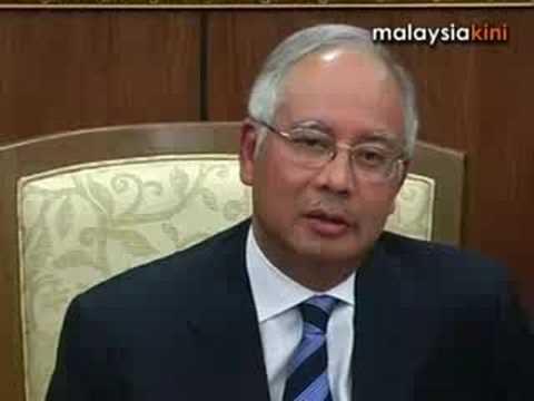 Najib denies affair with Altantuya