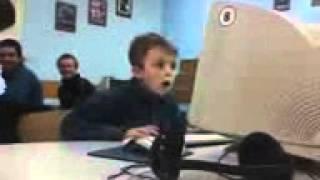 7 летний мальчик первый раз увидел видео +18