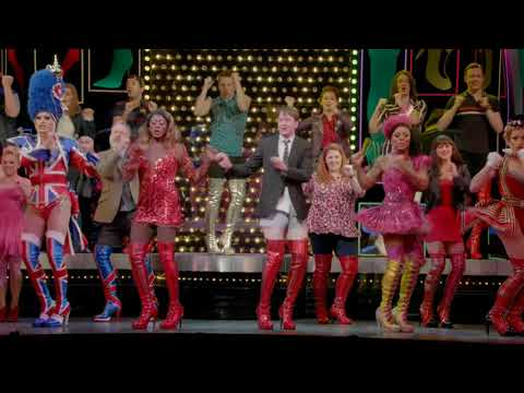 Kinky Boots Broadway National Tour