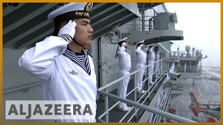 🇨🇳 China navy celebrates 70th anniversary | Al Jazeera English