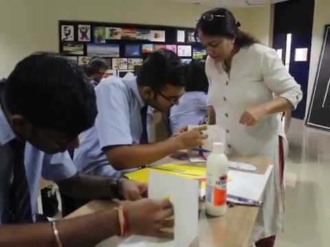 JIRS -University visit -Indian Institute Of Art and Design (IIAD)