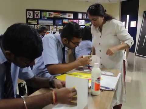 JIRS University Visit Indian Institute Of Art And Design IIAD