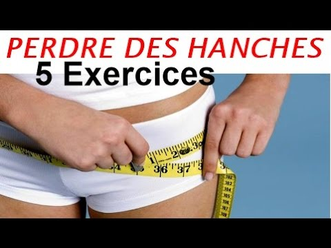 5 exercices pour perdre des hanches et affiner sa taille youtube. Black Bedroom Furniture Sets. Home Design Ideas