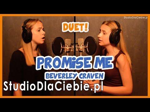 Promise Me - Beverley Craven (cover by Julia Szlachta & Wiktoria Szlachta) #1137