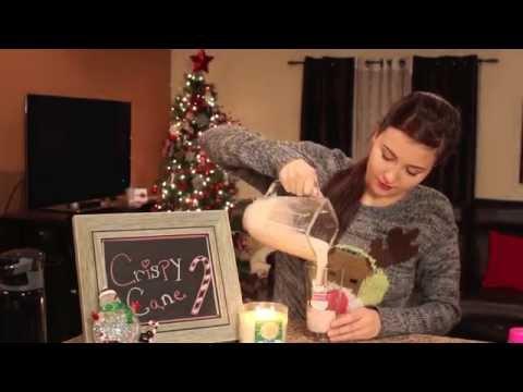 Christmas Recipe- Crispy Candy Cane...