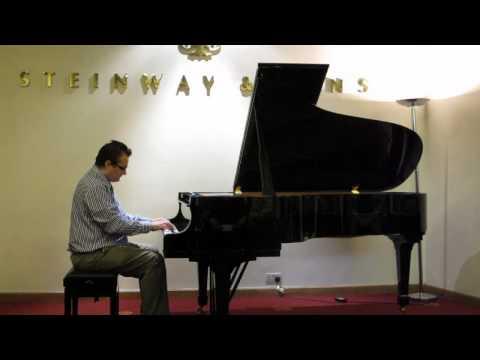 London Piano Salon, 7th July 2012 at Steinway Hall