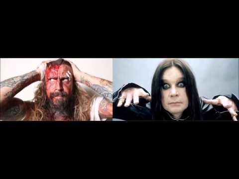 Rob Zombie & Ozzy Osbourne-  Iron Head
