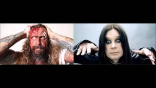 Download Rob Zombie & Ozzy Osbourne-  Iron Head MP3 song and Music Video