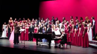 Vom Gebirge Well auf Well - Enloe High School AWE/Chamber Choir