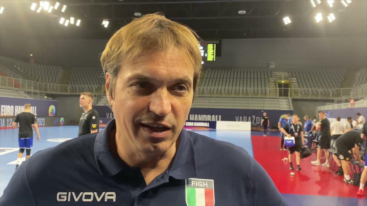 M19 EHF EURO: Italia - Ungheria 21-28 | Il post-gara