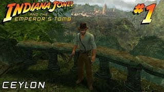 Indiana Jones and the Emperor's Tomb HARD Chapter 1: Ceylon | Gameplay Walkthrough