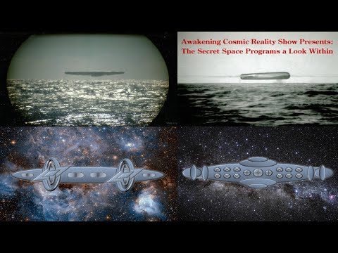 What it is like to be in the Secret Space Programs: Mars & Antarctica