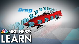 NBC News Learn: The Science of Bobsledding thumbnail